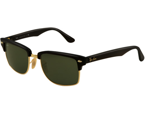 Ray-Ban Squared Clubmaster,antwaune gray